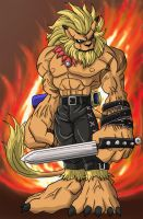 Leomon by BenSmith128
