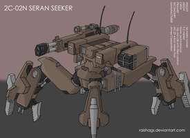 2C-02N Seran Seeker by RaishaGS
