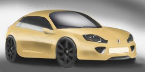 Renault sport remormation by FCD94