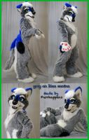 FurrHappens suit SOLD by PlushiePaws