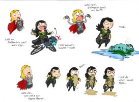 Loki Does what he wants (PKM) by Darkstar-SD
