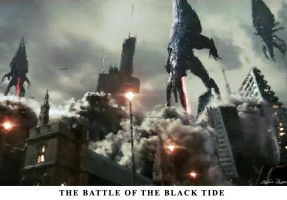 The Battle of the Black Tide by EspionageDB7