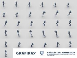 Jumping animation training by Grafi-Ray