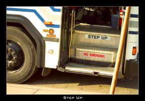 Step Up by isuandrew