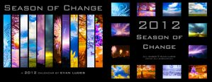 Season of Change - 2012 Calendar by FramedByNature
