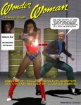 Heroine Prime Volume 1 Issue 2 - Wonder Woman by TrekkieGal
