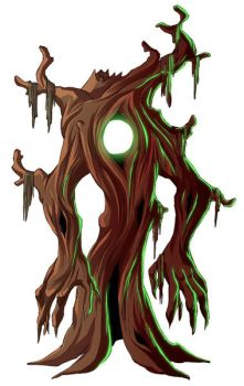 Forest Elemental 2 colored by Message-Err