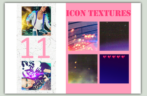 Icon Textures 2 by snappedbeat
