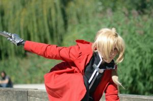 Edward Elric by YamiCecile