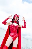 Scarlet Witch by vasher