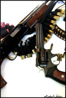 Guns and Ammo 05 by PxRxSxRx