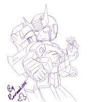 TF Slash - Prowl x Jazz VDay by plantman-exe