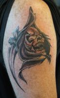 Reaper by VoodooKatTattooer