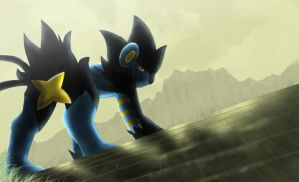 Luxray by All0412