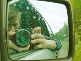 mirror mirror on the road 001 by macenphotos