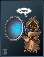 Ootini by crazybadger