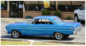 A Ford Falcon Futura that I saw at the Dairy Queen by TheMan268