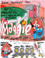 The Dream Has Finally Come True: FOR MAGGIE by Josiah-Shockency-JCS