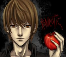 Death Note - Light II by ROMEOTIC64