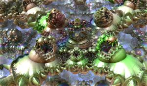 creation with seashells by Andrea1981G