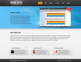 Web Design #7 by Fr1X