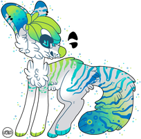pixel sparkles by mousier
