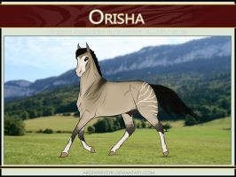 8383 AS Orisha by Argentievetri
