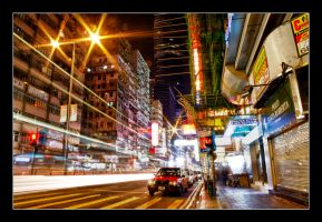 Kowloon Nights by WiDoWm4k3r