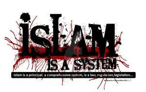 Islam is a system by Psychiatry