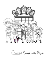 Croat Takeover -Lineart- by axolotl-pond