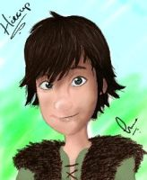HTTYD - Hiccup 2 by shiriby