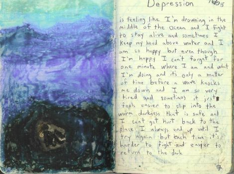 Depression by snickersnap