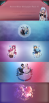 Anime Wide Wallpaper Pack #1 by Scope10