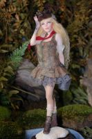 Red Riding Hood  2 by polymer-people