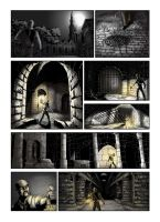 Page 21, coloured by Jose Mojica by amoros1978