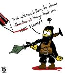 Je suis Charlie by HereticTemplar