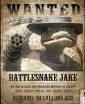 A WANTED SNAKE by mac1997