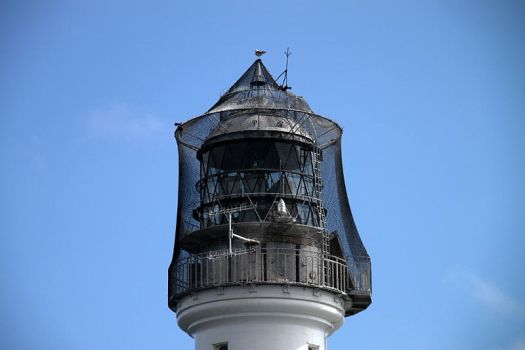 Top of Bell Rock Lighthouse by Nigalius