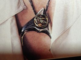 Jareth's Necklace closeup by Meowchee