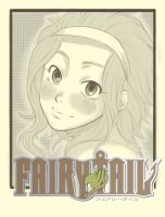 Fairy Tail GaLe school doujin Test cover by PastrieCake
