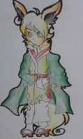 StMortiel :: Francesco's Yukata Outfit by CreamPuff-Pikachu