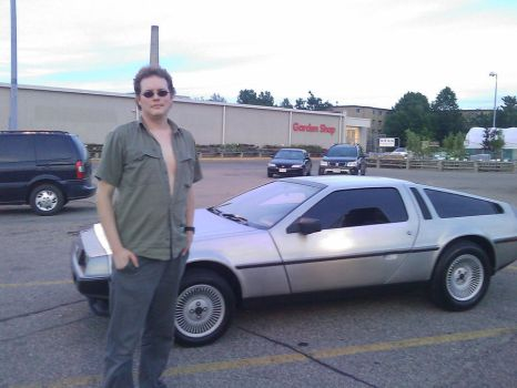 delorean in stevens point by tetrac00