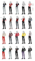Damien Clothing Reference by strxbe