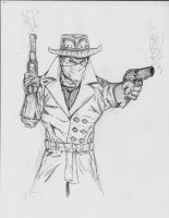 Outlaw by Lukeforadventure