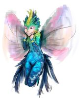 RotG - Toothfairy by msloveless