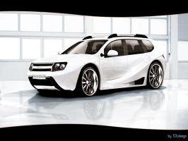 Dacia DusterTRON by EDLdesign