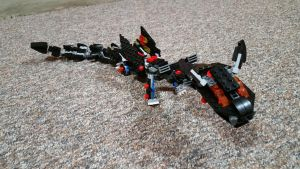 Lego Zoid (Stealth Dragon) by ScottaHemi