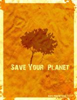 Save your Planet by ronnyyax