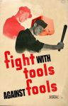 fight with tools by The-shooting-eye