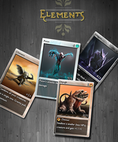 Elements The Game by Verticae